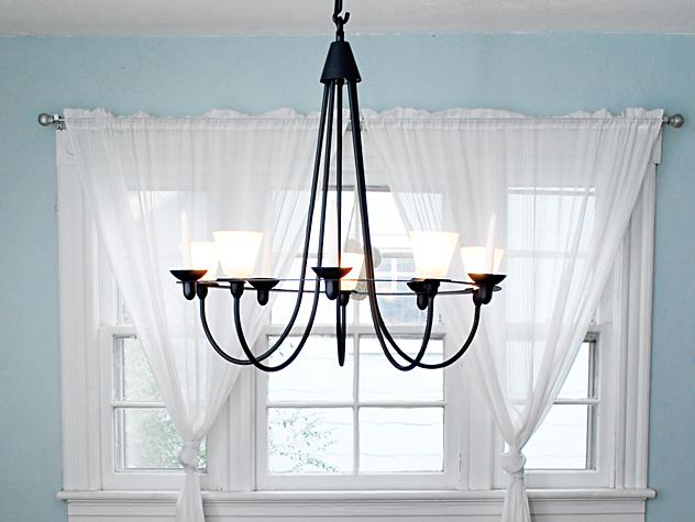 new dining room light fixture