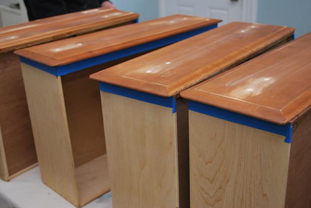 dresser drawersbefore
