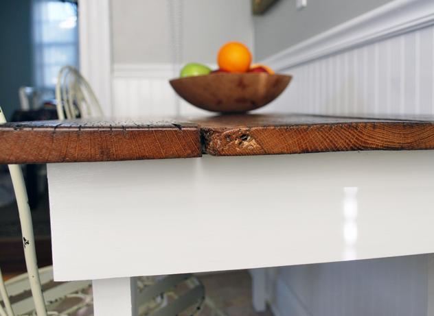 barnwood farm table