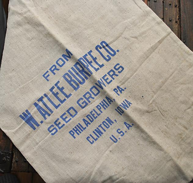 burpee seed sack