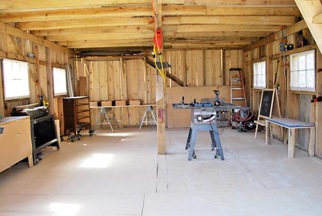 508 workshop spring clean up