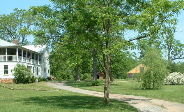 the ivanhoe plantation home