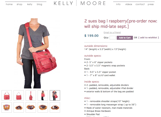 kelly moore photography bags